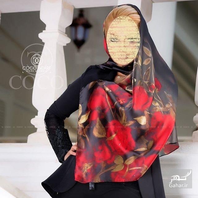 1488479040 مدل جدید روسری و شال عید 96