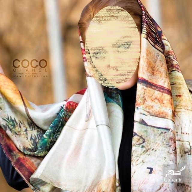1488492356 مدل جدید روسری و شال عید 96