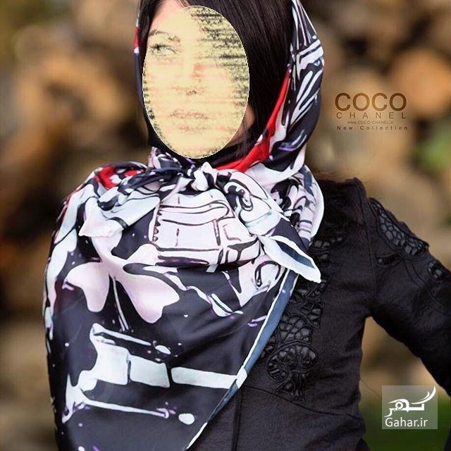 1488505645 مدل جدید روسری و شال عید 96