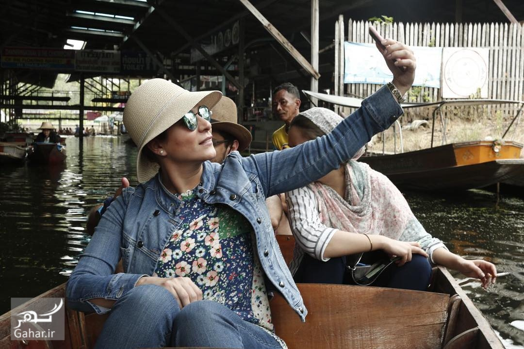 1488715289 عکس های دیدنی سحر دولتشاهی در تایلند