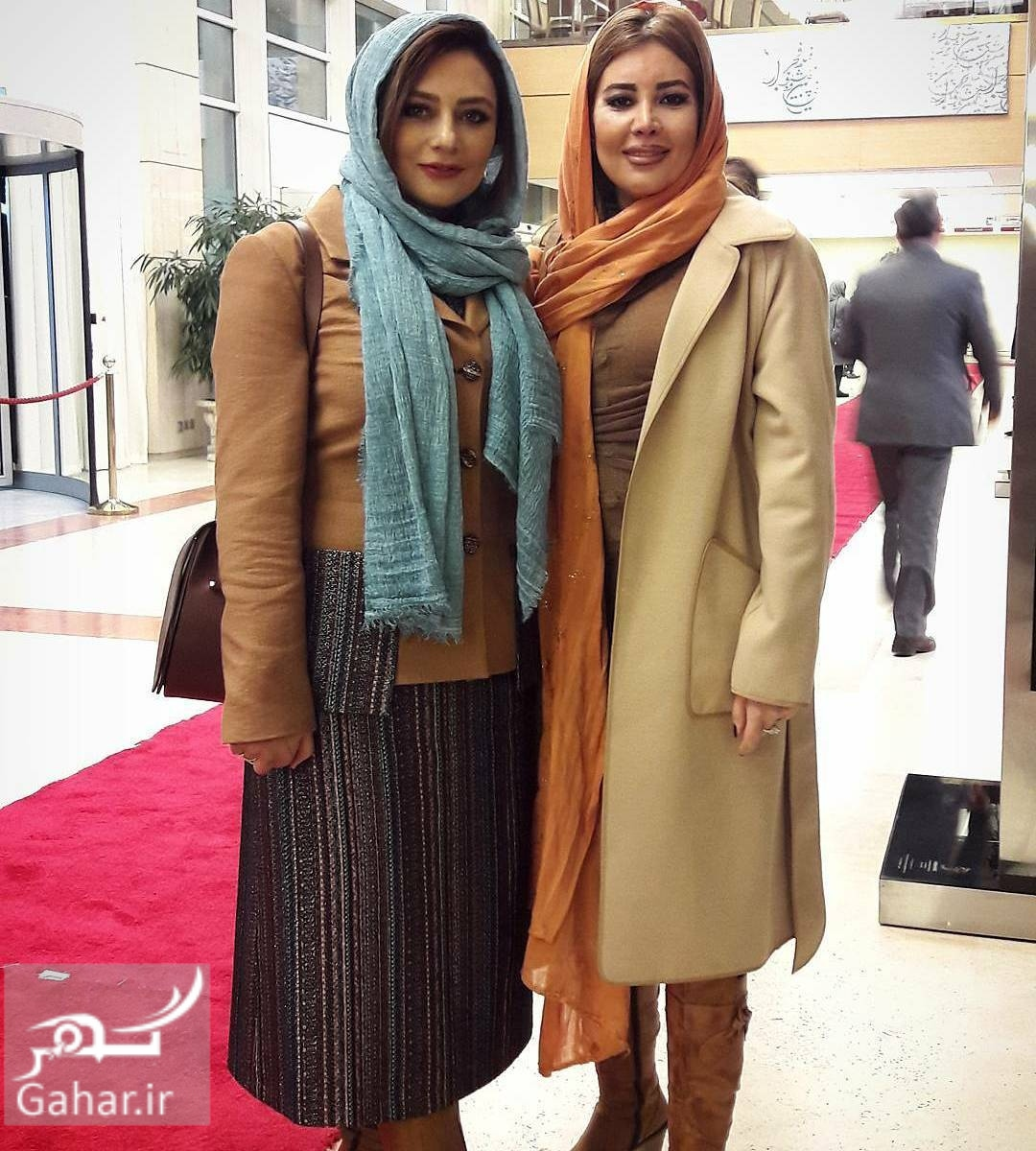 1488898211 یکتا ناصر و خواهرش به همراه دخترانشان + عکس