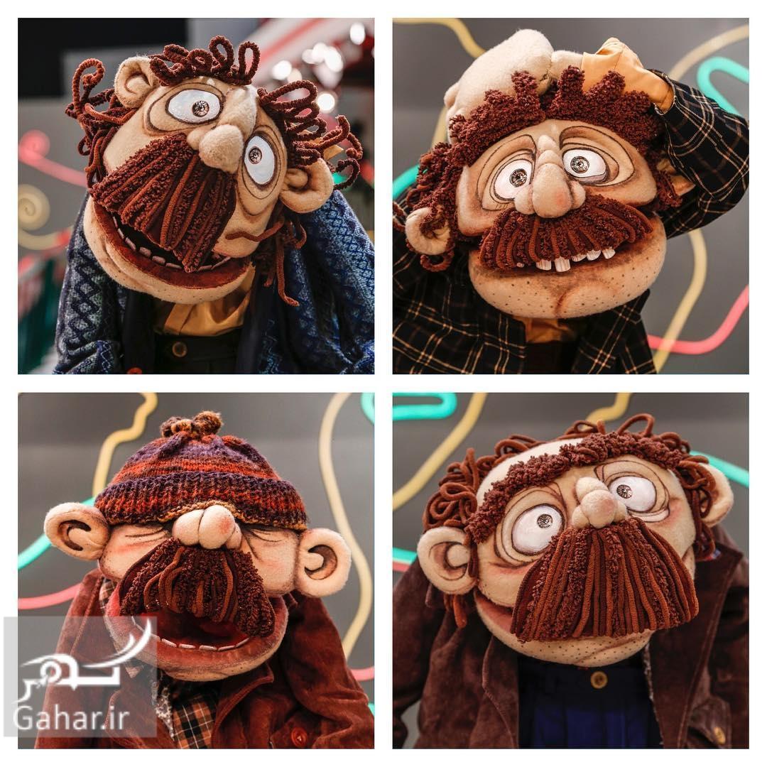 1488933418 صدا پیشگان عروسک های جدید خندوانه + عکس