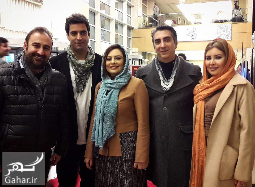 1488965222 یکتا ناصر و خواهرش به همراه دخترانشان + عکس