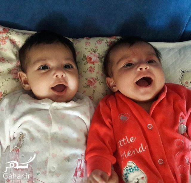 1488986540 یکتا ناصر و خواهرش به همراه دخترانشان + عکس