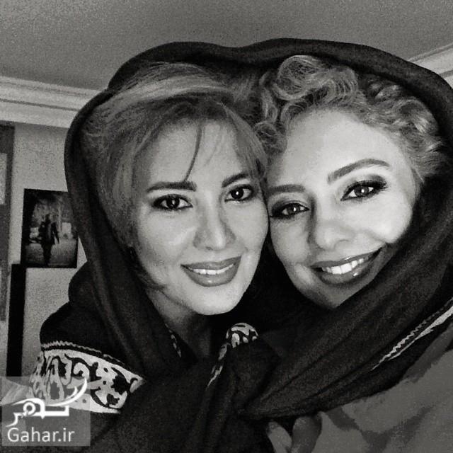 1488986624 یکتا ناصر و خواهرش به همراه دخترانشان + عکس