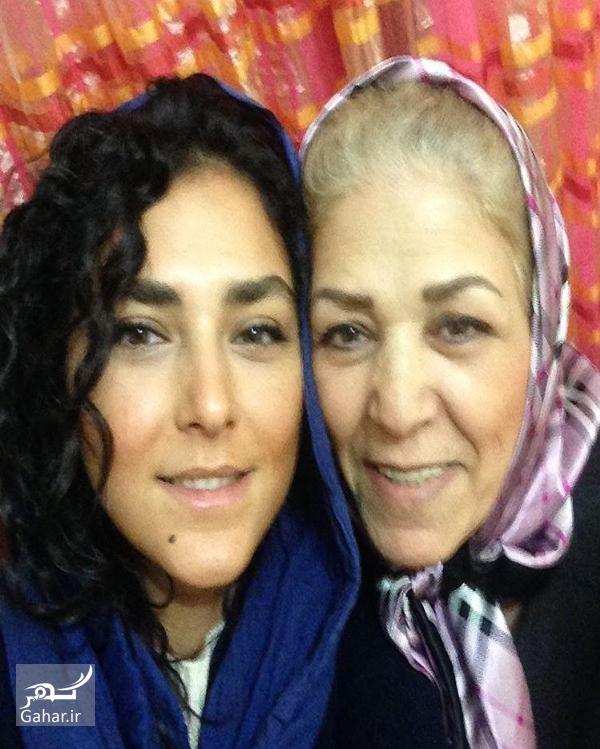 1489963164 عکسهای اینستاگرام هنرمندان در روز مادر و زن