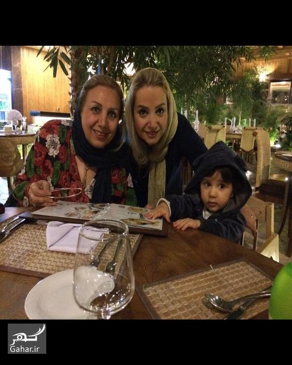 1489968668 عکسهای اینستاگرام هنرمندان در روز مادر و زن