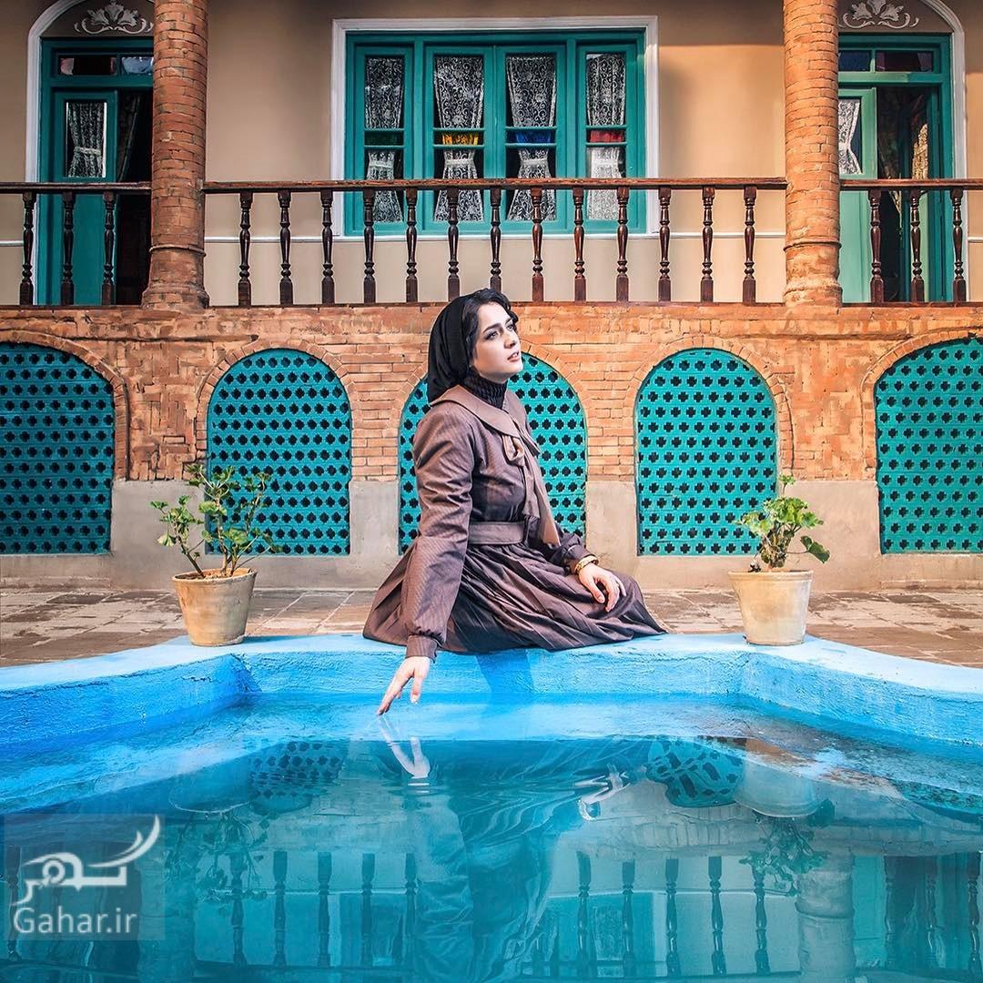 1490175062 تصویری زیبا از ترانه علیدوستی در نمایی از فصل دوم شهرزاد