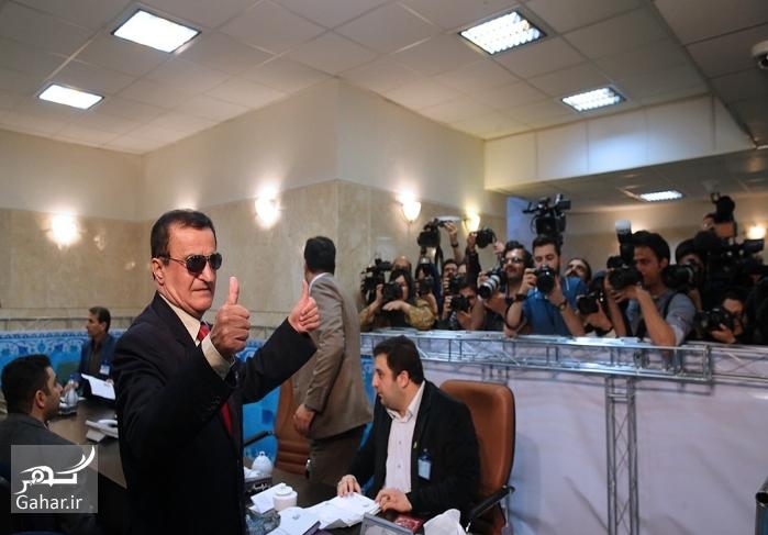 1491956848 حاشیه های ثبت نام داوطلبان انتخابات ریاست جمهوری ؛ عکس