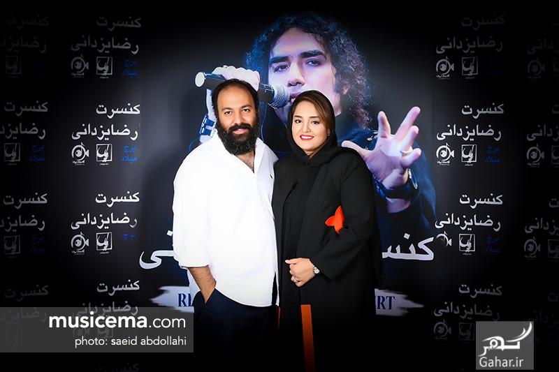 1499815777 عکس/ حضور جمعی از هنرمندان و همسرانشان در کنسرت رضا یزدانی