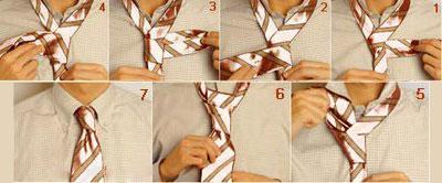 1505708785 آموزش تصويری بستن كراوات دو گره ، سه گره ، كراوات دستمال گردنی و چليپا