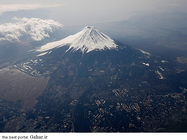 272733 635 نمایی فوق العاده از فوجی(عکس)