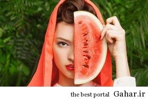 197768 13930218224218 تهیه انواع ماسک های زیبایی با پوست هندوانه