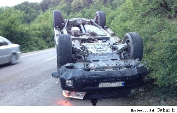 92xyszmrmfimhd0jd0bx حادثه رانندگی برای گروه آریان / عکس