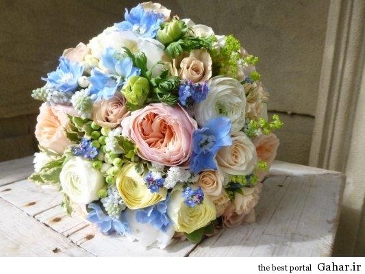 مدل جدید دسته گل عروس ۹۳, جدید 99 -گهر