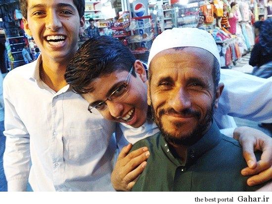 شباهت بسیار زیاد مرد پاکستانی به احمدی نژاد, جدید 99 -گهر