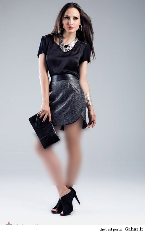 153591 مدل لباس مجلسی و اسپورت زنانه برند Angelika Favoretto