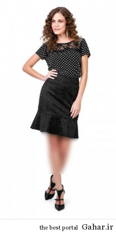 مدل های ساده و شیک لباس زنانه ی برند Seiki, جدید 1400 -گهر