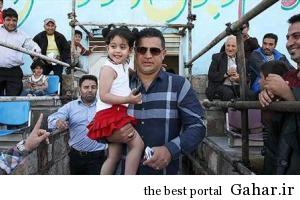تهدید کردن دختر علی دایی, جدید 1400 -گهر