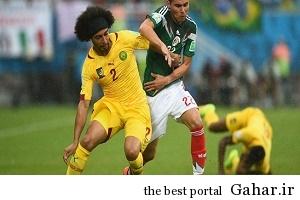 مکزیک جام جهانی را با پیروزی آغاز کرد, جدید 1400 -گهر