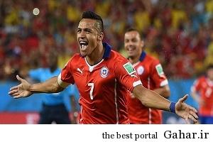 شیلی با سه گل استرالیا را شکست داد, جدید 1400 -گهر