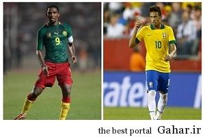 برزیل به عنوان تیم اول به مرحله بعد صعود کرد, جدید 1400 -گهر