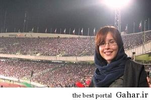 اولین زن ایرانی که به ورزشگاه رفت / عکس, جدید 1400 -گهر