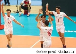 صعود مقتدرانه ایران به فینال لیگ جهانی والیبال, جدید 1400 -گهر