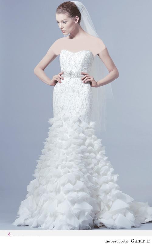 مدل های جدید لباس عروس برند Saison Blanche Couture, جدید 1400 -گهر