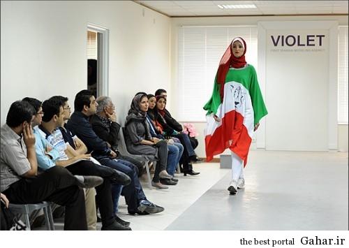 635396839554689048003 شوی لباس زنان با حضور آقایان! / عکس