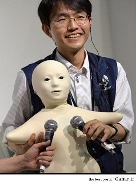 آشنایی با اولین ربات های گوینده خبر / عکس, جدید 1400 -گهر