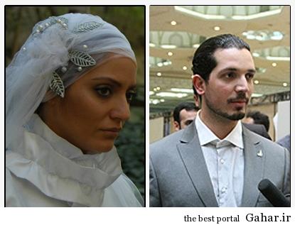 ازدواج مهناز افشار با محمد امین رامین / عکس, جدید 1400 -گهر