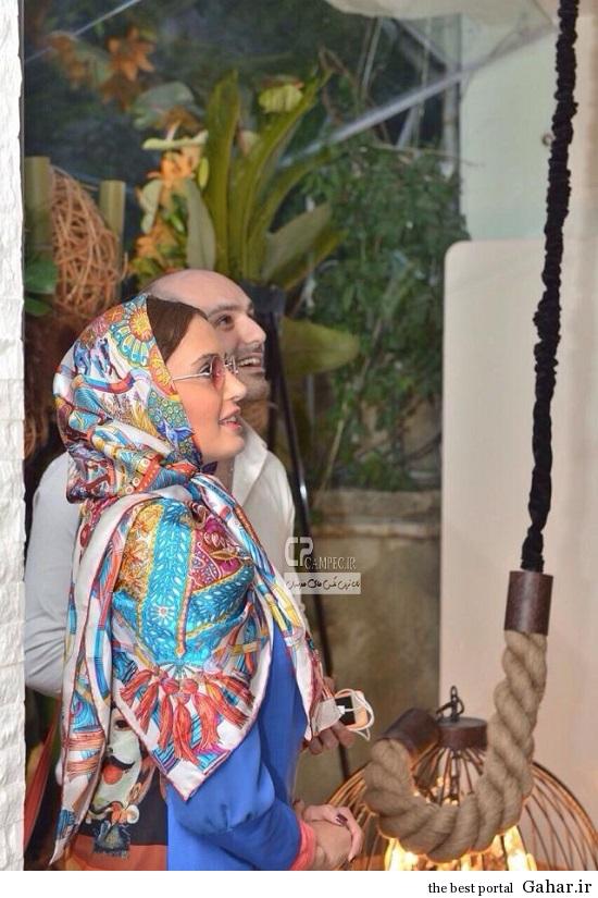 ۳ عکس جدید از الناز شاکردوست و خواهرش, جدید 1400 -گهر