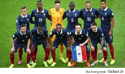 فرانسه با شکست هندوراس قدم اول را محکم برداشت, جدید 1400 -گهر