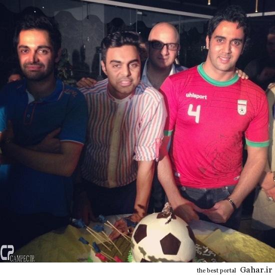 عکس های جشن تولد پوریا پورسرخ ( تیرماه ۹۳ ), جدید 1400 -گهر