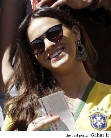 حضور نامزد نیمار در دیدار برزیل و شیلی, جدید 1400 -گهر