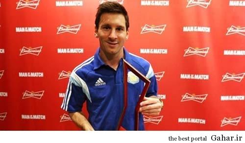 اولین جایزه ای که مسی در جام جهانی گرفت / عکس, جدید 1400 -گهر