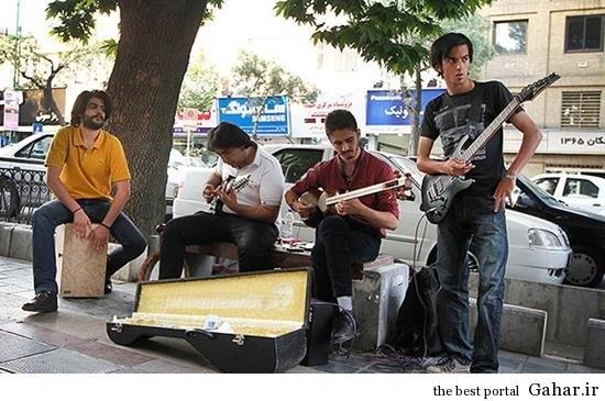 افزایش کمپین های موسیقی خیابانی برای شادی مردم, جدید 1400 -گهر