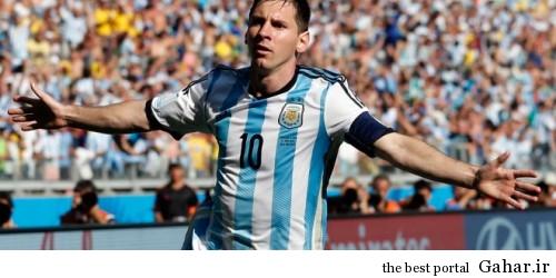 عکس های دیدنی از بازی ایران و آرژانتین, جدید 1400 -گهر