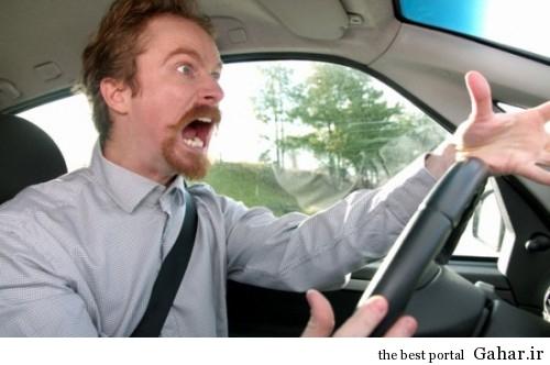 عادت های اشتباه برای تبدیل شده به یک راننده بد, جدید 1400 -گهر