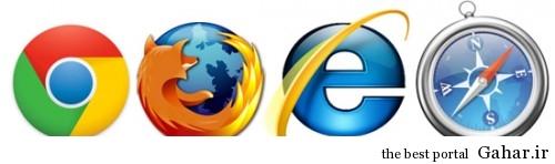 انتخاب مناسب ترین مرورگر اینترنتی, جدید 1400 -گهر