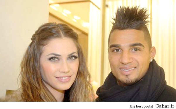 عکس همسران و نامزدهای فوتبالیست های معروف, جدید 1400 -گهر