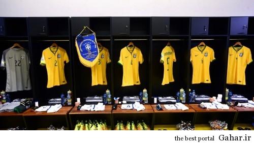 هافبک برزیل جام جهانی را از دست داد, جدید 1400 -گهر