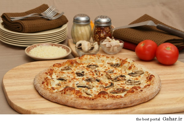 طرز تهیه پیتزای آلفردو, جدید 1400 -گهر