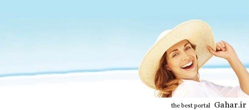 نکاتی برای حفظ شادابی پوست در تابستان, جدید 1400 -گهر