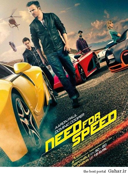 دانلود فیلم زیبای Need For Speed 2014, جدید 1400 -گهر