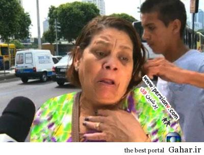 دزدی در حین مصاحبه با این خانم !, جدید 1400 -گهر