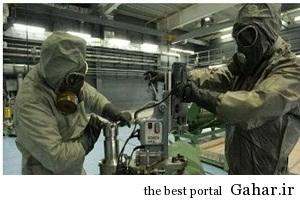 مجهز شدن گروه داعش به سلاح شیمیایی, جدید 1400 -گهر