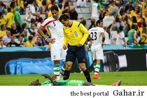 تعلیق فوتبال نیجریه از سوی فیفا, جدید 1400 -گهر