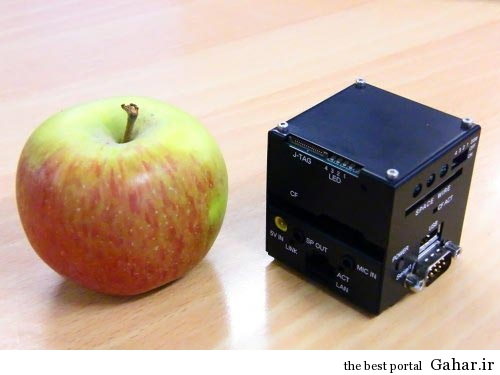 کوچکترین کامپیوتر دنیا (کوچکتر از یک سیب!!!!), جدید 1400 -گهر